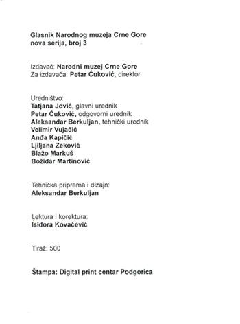 MONTENEGRINA   digitalna biblioteka crnogorske kulture i nasljedja